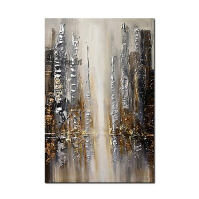 No Framed Handmade Oil Painting Canvas Wall Art Home Decoration