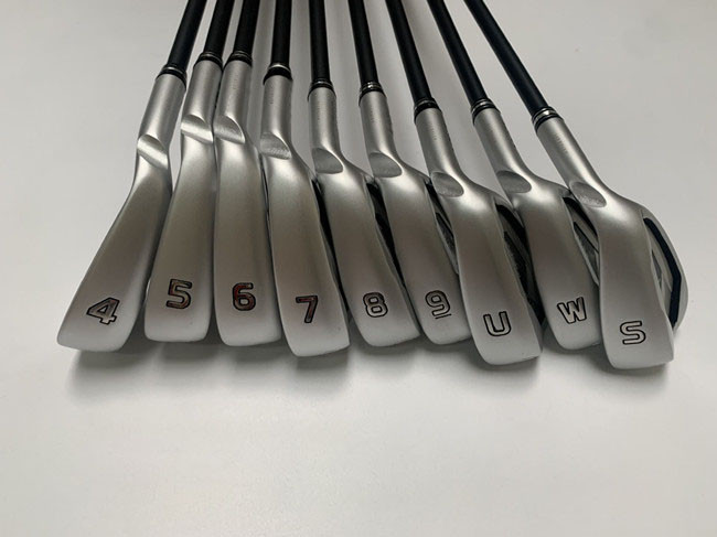 Luxury Golf Clubs 425 Irons 425 Golf Irons 425 Golf Iron Set 4-9suw R/s/sr Graphite/Steel Shaft With Head Cover
