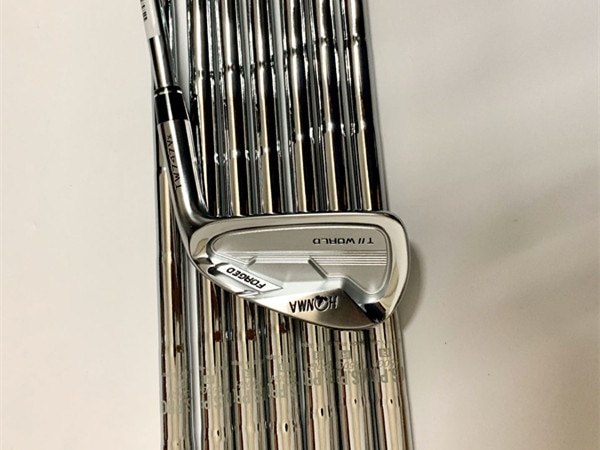 Luxury Golf Clubs Honma Tw747vx Irons Honma Tour World Golf Irons Golf Iron Set 4-11 Graphite/Steel Shaft With Head Cover